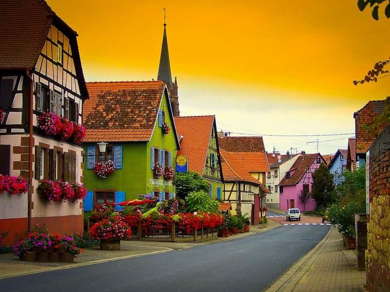 Картинки малых городов