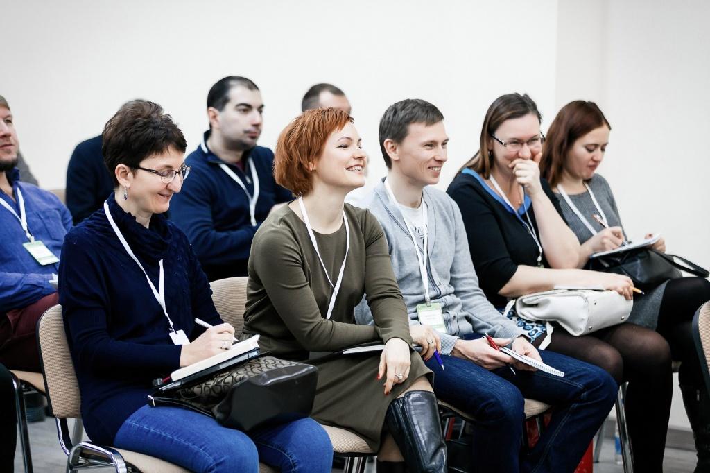 Несколько фото с наших семинаров